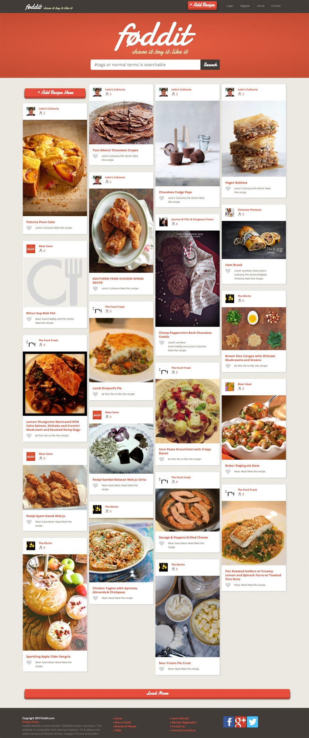 Fooddit