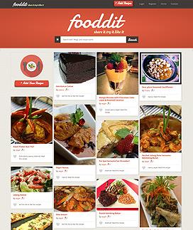 Fooddit snapshot 2