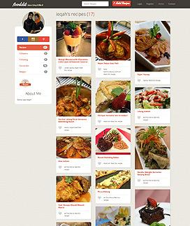 Fooddit snapshot 1
